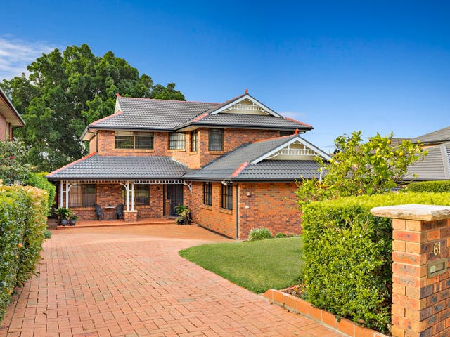 61 SHORTLAND AVENUE, Strathfield, NSW 2135