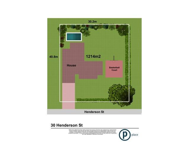 30 Henderson Street, Camp Hill, Qld 4152