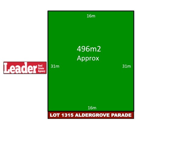 Lot 1315, Aldergrove Parade, Mickleham, Vic 3064