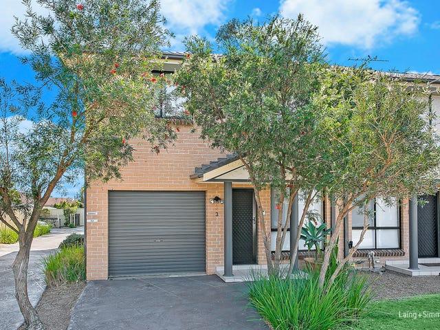 3/1 Perrin Avenue, Plumpton, NSW 2761