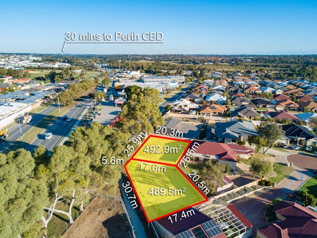 Lot 2 & 3 Calabrese Avenue, Wanneroo, WA 6065