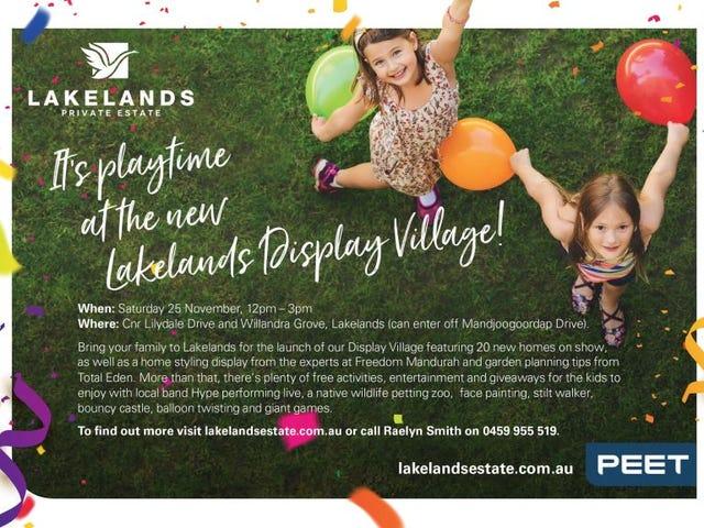 Crn Lilydale Drive and Willandra Grove, Lakelands, WA 6180