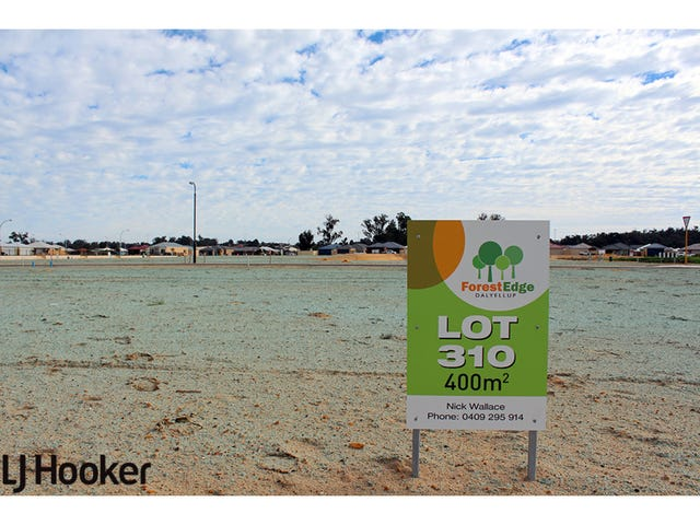 Lot 310 Tiffany Centre, Dalyellup, WA 6230