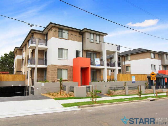 09/21 CROSS STREET, Guildford, NSW 2161