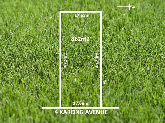 4 Karong Avenue, Edwardstown, SA 5039