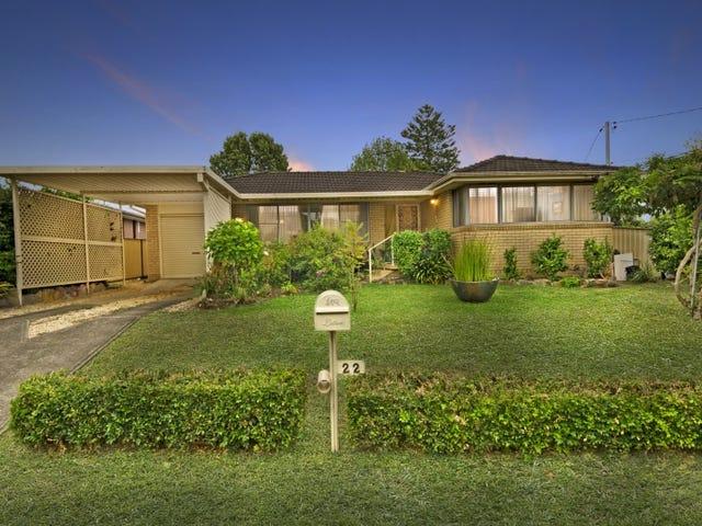 22 Lloyd George Avenue, Winston Hills, NSW 2153
