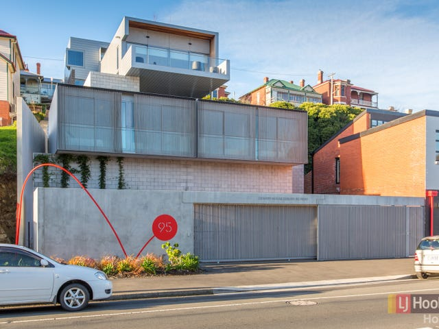 1 and 3/95 Brooker Avenue, Hobart, Tas 7000