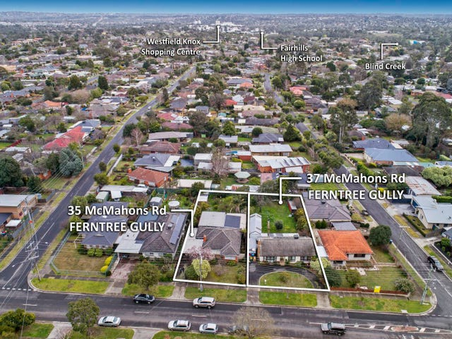 35-37 Mcmahons Road, Ferntree Gully, Vic 3156