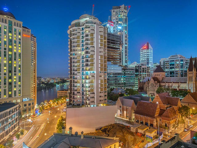 33/570 Queen Street, Brisbane City, Qld 4000