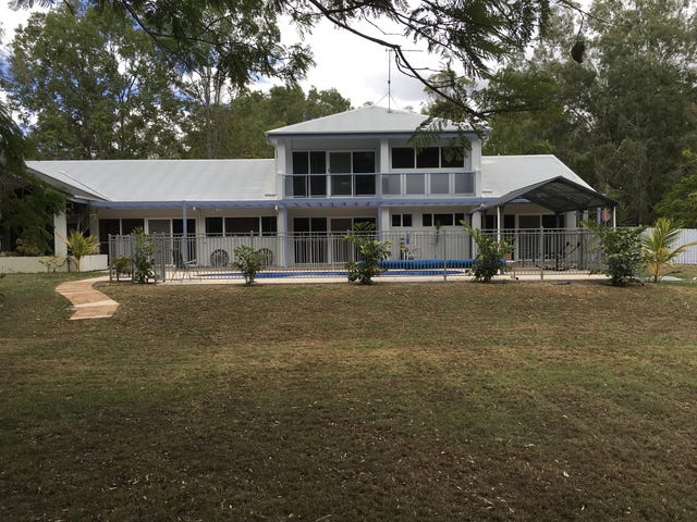 465 OREGAN CREEK RD, Toogoom, Qld 4655