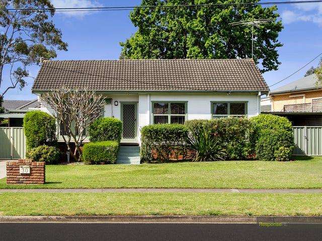 30 Greenleaf Street, Constitution Hill, NSW 2145