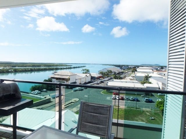 603/27 River Street Crown Apartments, Mackay, Qld 4740