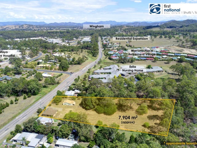 416 & 420  Wingham Road, Taree, NSW 2430