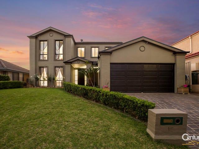 12 Dungara Crescent, Stanhope Gardens, NSW 2768