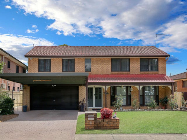 4 Fry Place, Quakers Hill, NSW 2763