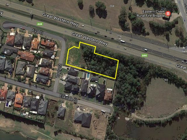 Lots 1-10 Great Western Highway, Minchinbury, NSW 2770