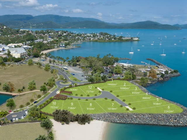 Lots 1-12 One Airlie, Cnr Ocean Road and The Beacons, Airlie Beach, Qld 4802