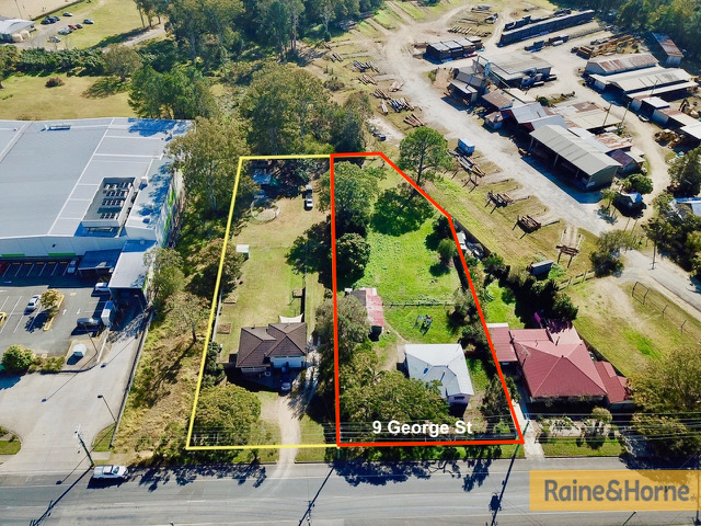 9 GEORGE STREET, Woodford, Qld 4514