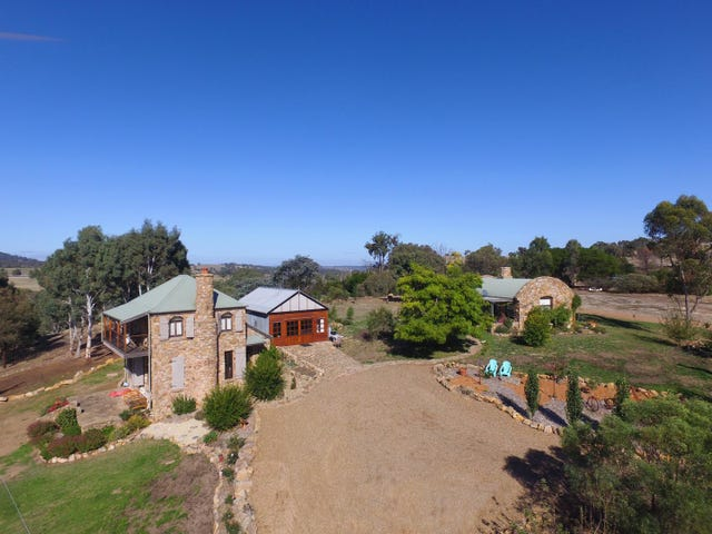 708 Galls Gap Road Strathbogie, Euroa, Vic 3666