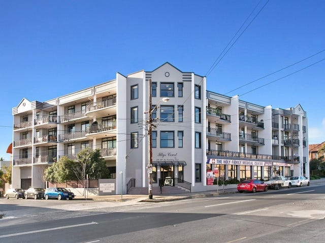 18/529 New Canterbury Road, Dulwich Hill, NSW 2203