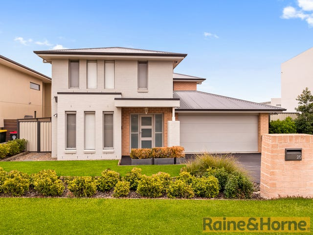 20 Thomas Boulton Circuit, Kellyville, NSW 2155