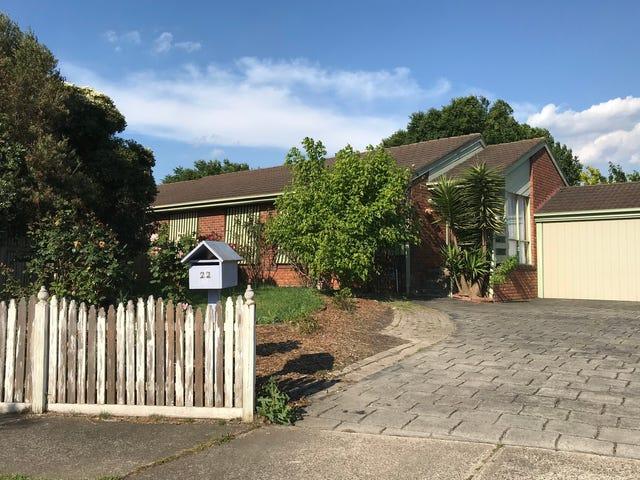 22 PIRRA Place, Narre Warren, Vic 3805