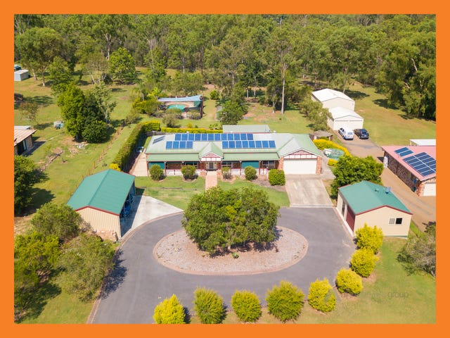 124 Equestrian Drive, New Beith, Qld 4124