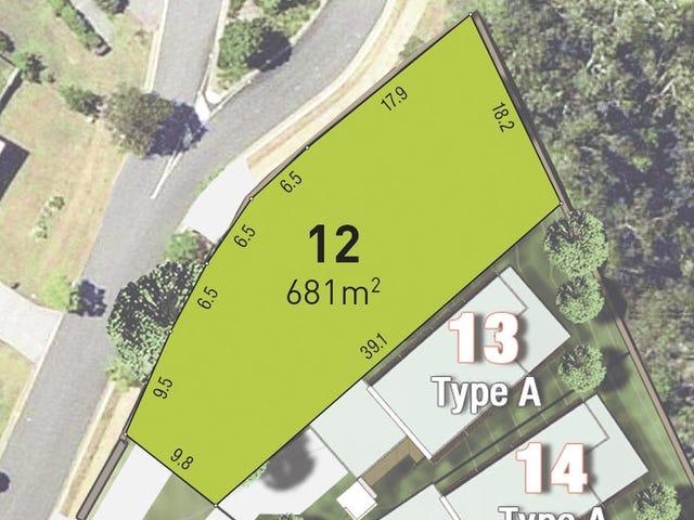Lot 12, 7 Cassia Crt, Brookwater, Qld 4300