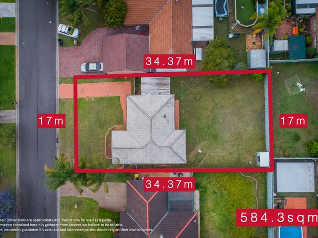 7 Fitton Place, St Helens Park, NSW 2560