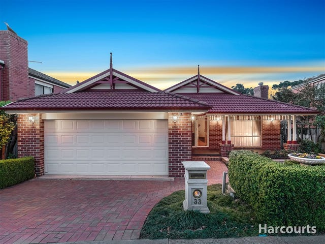 33 Oaktree Rise, Lysterfield, Vic 3156