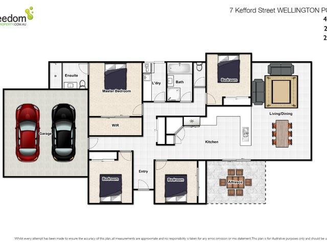 7 Kefford Street, Wellington Point, Qld 4160