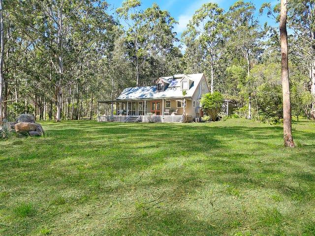 587 Mount Scanzi Road, Kangaroo Valley, NSW 2577