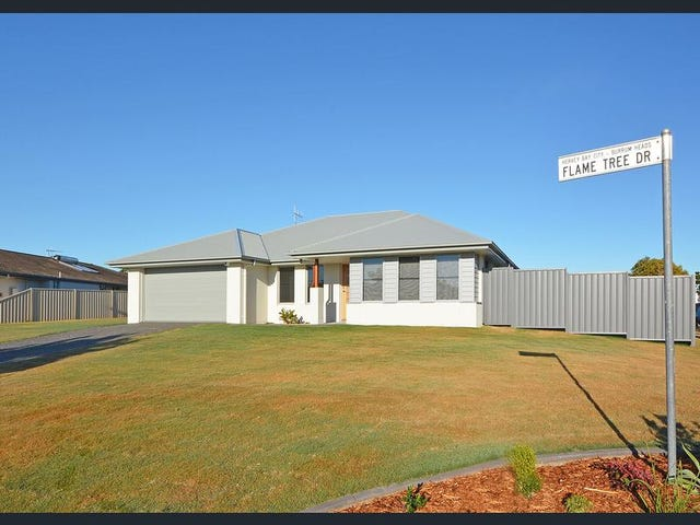 1 FLAME TREE DRIVE, Burrum Heads, Qld 4659
