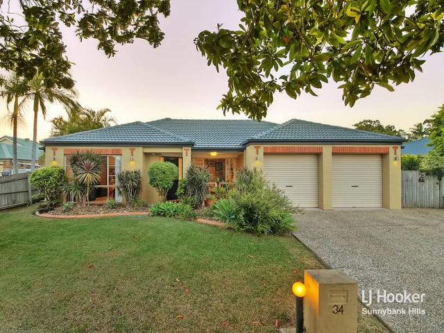 34 Rivergum Place, Calamvale, Qld 4116