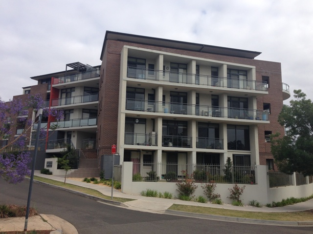 6/12 Parkside Crescent, Campbelltown, NSW 2560