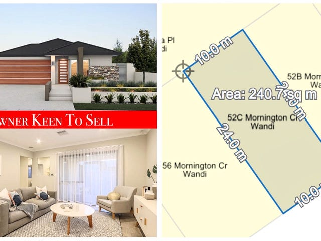 Lot C, 52 Mornington Crescent, Wandi, WA 6167