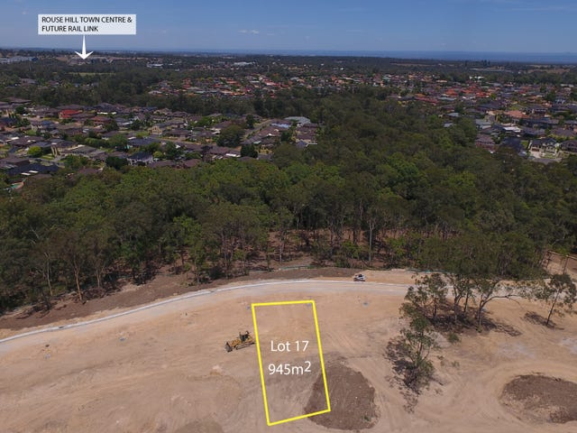 Lot 17, (Stage 2) Hillview Ridge Estate Circuit, Kellyville, NSW 2155