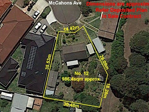 12 McCahons Avenue, Georges Hall, NSW 2198