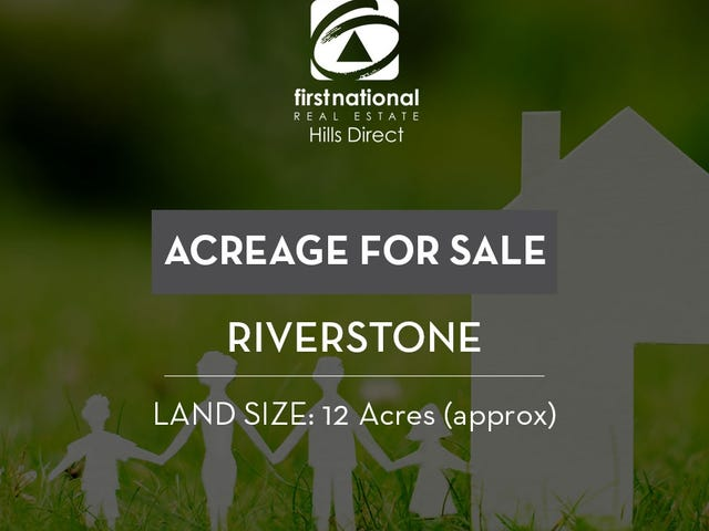 Riverstone, address available on request