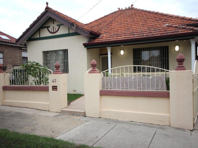 43 Bayview Street, Bexley, NSW 2207