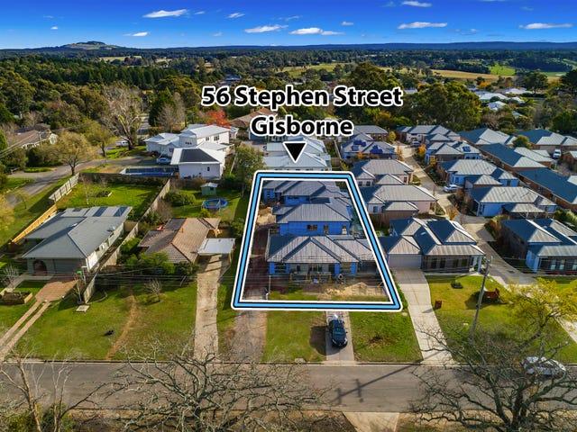 1, 2 & 3/56 Stephen Street, Gisborne, Vic 3437