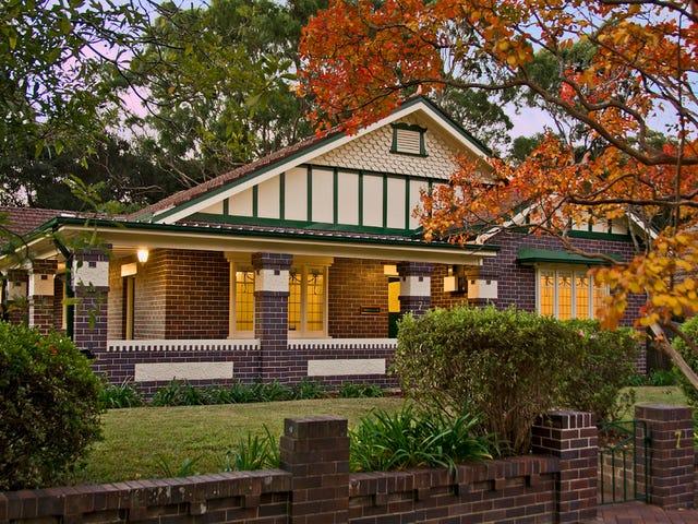 7 Hillside Street, Chatswood, NSW 2067