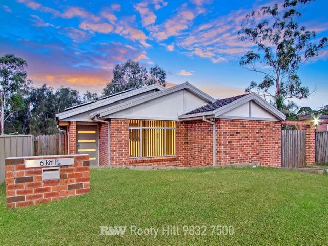 6 Kit Place, Rooty Hill, NSW 2766