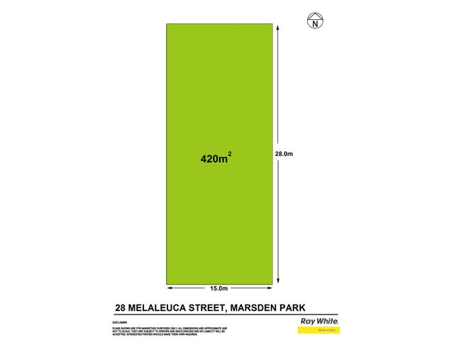 28 Melaleuca Street, Marsden Park, NSW 2765