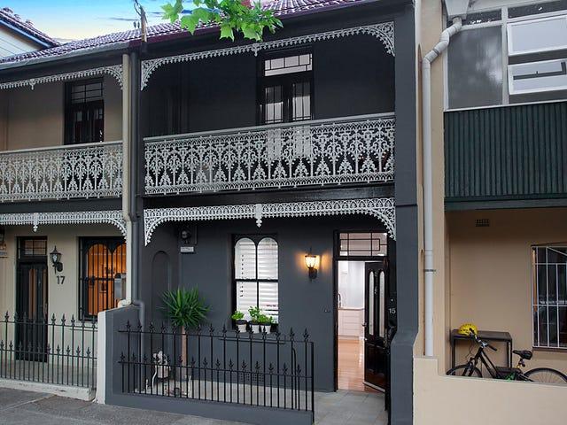 15 Trafalgar Street, Annandale, NSW 2038