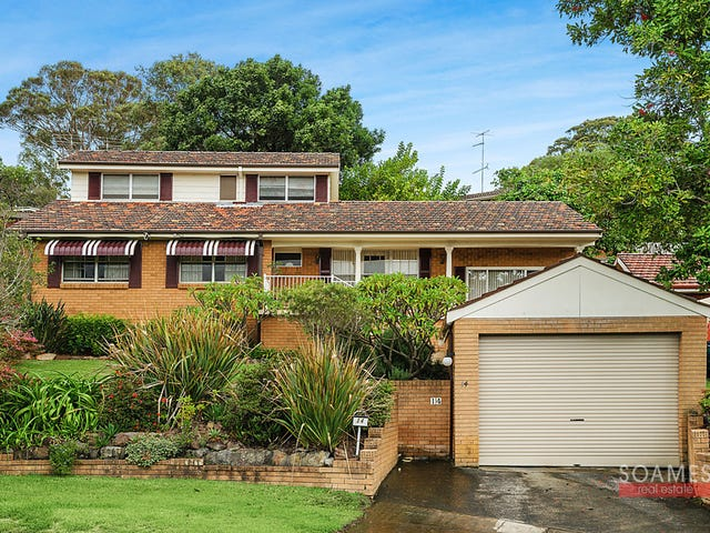 14 Marlee Street, Hornsby, NSW 2077