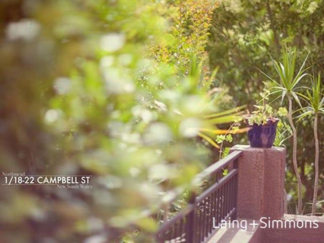 1/18-22 Campbell Street, Northmead, NSW 2152