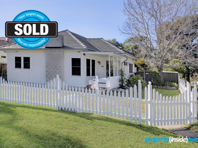 36 Holdsworth St, Merrylands, NSW 2160