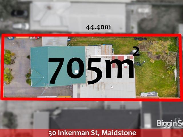 30 Inkerman Street, Maidstone, Vic 3012