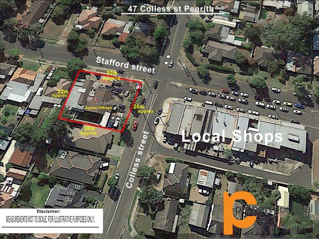 47. Colless Street, Penrith, NSW 2750